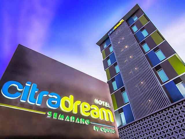 Hotel Murah Di Semarang Citradream