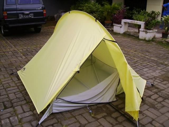 tenda ultralight lokal