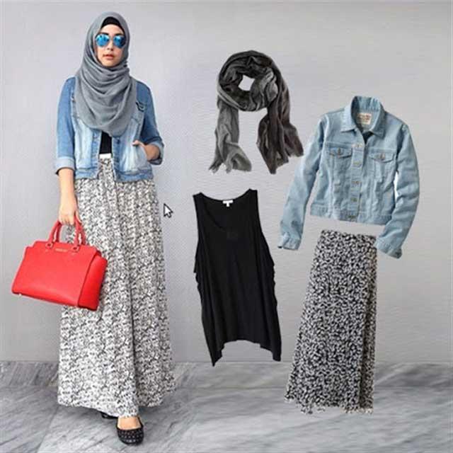 9 Padu Padan Hijab Untuk Gaya Liburan Yang Stylish Dan Nyaman