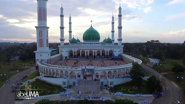 Indonesia Bakal Punya Masjid Termegah Di Asia Begini Nih Wujudnya