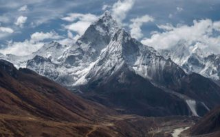 gunung everest di nepal